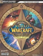World of Warcraft Master Guide by BradyGames Staff (2006, Paperback)