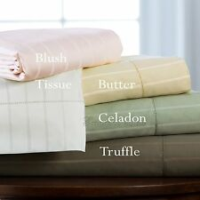 530 Thread Count Cotton & Silk Blended Jacquard Woven - Sheet Sets