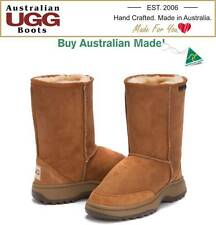 UGG BOOTS - 100% Australian Made - OUTDOOR HIKING Short - Great for Camping!