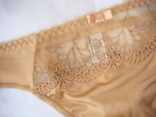 CHANTELLE ICONE GOLD THONG MEDIUM OR LARGE AVAILABLE