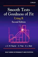 NEW Smooth Tests of Goodness of Fit: Using R by J.C.W. Rayner Hardcover Book (En