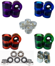 60mm 83a Wheels Fit Penny Skateboard Wheels  with Bearing Abec 7