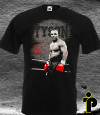 Mike Tyson Iron Mike Boxen Boxing Champion T-Shirt NEW