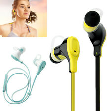 Wireless Sports Stereo Running Earbuds Bluetooth 4.0 Earphone Headphone Headset