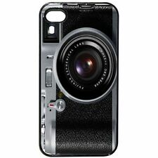 Hard Plastic Case for Iphone Samsung Galaxy S HTC ONE Vintage Retro Camera