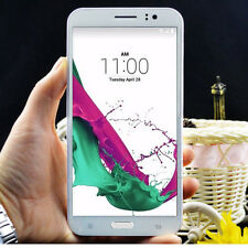 5.5'' Android 4.4 Unlocked 2Core Dual Sim Smartphone 3G Cellphone T-Mobile GPS