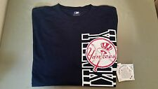 new mens MLB new york yankees 161st. street baseball t-shirt