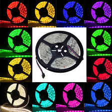 5M RGB 5050 150/300Led SMD Flexible Lamp Light Strip IP65 Non/Waterproof DC 12V