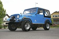 Jeep : Wrangler CJ-7 Renegade Lev