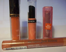 REVLON ColorBurst , ColorStay Ultimate Suede, Just Bitten or Lustrous lip gloss.