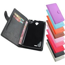 """Durable Stand Build-in Leather Case Cover Skin For 5.5"""" Lenovo K80M Mobile Phone"""