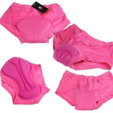 Women Bike Bicycle Cycling Underwear Gel 3D Padded Short Pants Shorts Rose