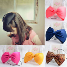 Baby Girl Infant Toddler Headband Big Bowknot Bow Hair Band Headwear NEW Style