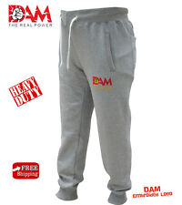 DAM Men's Joggers Jogging Trousers Pants Track Suit Bottom Cotton Flees