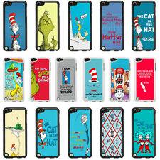 Cat in The Hat cover case for Apple iPod Touch - T49