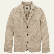 Timberland Men's MT. Hayes Canvas Cotton Travel Wheat Jacket Style #6840J