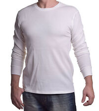Levis Men's Solid Rodney LS Thermal Tee Shirt