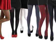 Pamela Mann Opaque Tights - Quality Made in Italy to Western Sizing