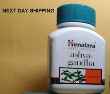 HIMALAYA NATURAL ASHWAGANDHA   FAST SHIP USA