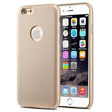 Ultra Slim TPU  PU Leather Fitted Back Case Cover Skin For Apple iPhone 6 6 Plus