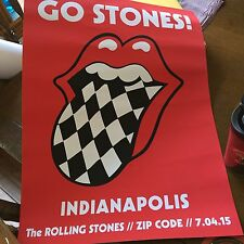 Rolling Stones Zip code VIP Fan Package (Indianapolis)
