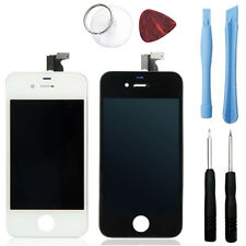 Replacement Touch Glass Digitizer&LCD Screen Display+Tools for iPhone 4S Y5RS