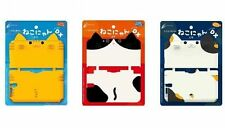 Silicon Hard Case Cover Cat Neko Nyan DX 3 types for NINTENDO 3DS LL XL Japan