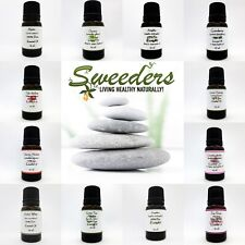 Pure Essential oils 10ml- From A-Y Free US Ship  Buy 3 get 1 Free New Oils added