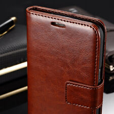 Glossy Leather Magnetic Flip Card Slot Wallet Case Cover Skin For ASUS ZenFone 5