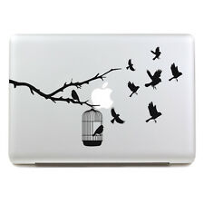 Macbook Air sticker partial pro retina decal decor Flying protector Avery skin