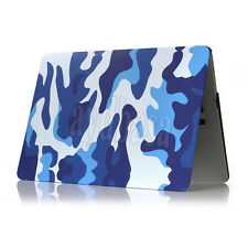 """Ocean Camouflage Hard PC Case Cover For Macbook Air 11.6"""" 13.3""""& Pro & Retina"""