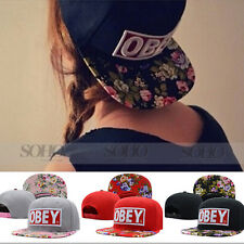 New Hot ' Obey ' Snapback Hats adjustable Baseball Cap Hip-Hop Hat