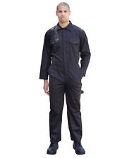 Ultimate Clothing Adult Safety Workwear Stud Coverall Overall Boilersuit