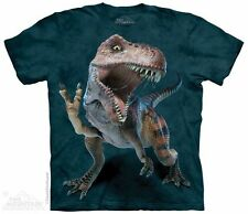 Peace Rex T-Shirt from The Mountain - Child S - XL