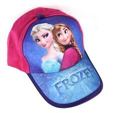 Kids Boys Girls Cap Hat Disney FROZEN Anna Elsa Spider-man Sports Baseball Gift