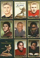 HEISMAN COLLECTION Official Heisman Trophy College NCAA Football Cards (PICK 1)
