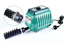 1110-2220GPH O2 Commercial Air Pump Aquarium Hydroponics Aquaponics Pond