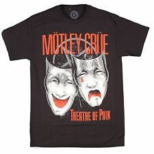 MOTLEY CRUE Theater Of Pain T-Shirt Brand New Authentic S-2XL