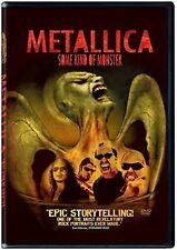 Metallica: Some Kind of Monster - DVD Region 2 Brand New Free Shipping