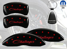 Custom Paint 2015 Dodge Challenger R/T Plus MGP Brake Caliper Cover Font Rear