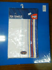 AFL TEA TOWELS SET OF 2 - SELECTED TEAMS AVAILABLE