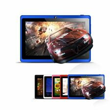 """Newest 7"""" HD Google Android Quad Core Tablet PC 8GB Bluetooth Wifi Dual Camera"""