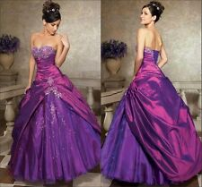 Stock Cheap Ball Gown Quinceanera Dresses For 15 Years Debutante Gowns