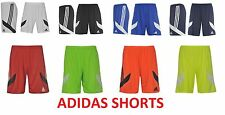 NEW Adidas Mens Sports Shorts ClimaLite Sport Casual Pants 8 COLOURS S - XXL