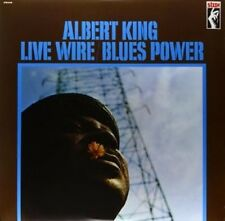 Live Wire/blues Power - King,Albert New & Sealed LP Free Shipping