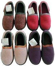 WESENJAK SLIPPER MOCCASINS MOCS BOILED WOOL NWT EURO SIZE 41 US M9 W10 COLORFUL