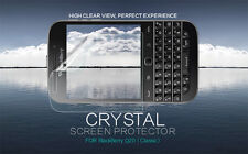 NILLKIN Wearable Super Clear Crystal Screen Protector For BlackBerry Classic Q20
