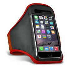 Red Running Sport Armband GYM Skin Case Cover Pough for Phones 2015 hot model