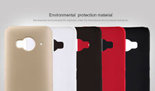 Nillkin Super Frosted Shield Back Case For HTC One Me M9e+Free Screen Protector