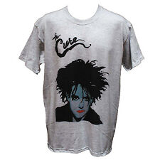 The Cure T shirt Bauhaus New Order Indie Gothic Rock Top SIZE S M L XL XXL